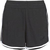 Converse  TWISTED VARSITY SHORT  women's Shorts in Black