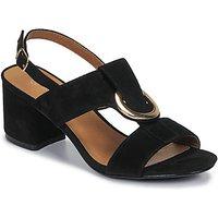 Moony Mood  MANY  women's Sandals in Black