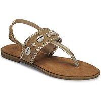 Moony Mood  MARISE  women's Sandals in Beige