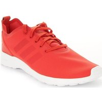 adidas  ZX Flux Smooth W  womens Shoes (Trainers) in multicolour