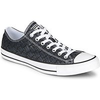 Converse  CHUCK TAYLOR ALL STAR LOGO PLAY  mens Shoes (High-top Trainers) in Black