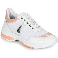 Love Moschino  RUNNINLOVE  women's Shoes (Trainers) in White