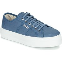 Victoria  BARCELONA LONA  women's Shoes (Trainers) in Blue