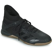 adidas  PREDATOR 20.3 IN  men's Football Boots in Black