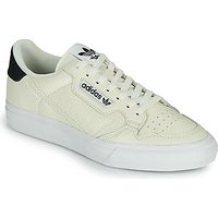adidas  CONTINENTAL VULC  men's Shoes (Trainers) in Beige