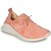 Think  WAIV  women's Shoes (Trainers) in Pink