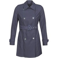 Guess  CECILIA TRENCH  women's Trench Coat in Blue