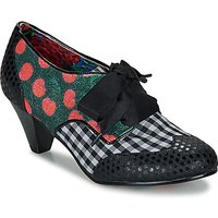 Irregular Choice  END OF STORY  women's Court Shoes in Black