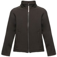 Professional  CLASSMATE Quick-dry Softshell Jacket  girlss Childrens coat in Black