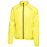 Professional  Mexico Waterproof Shell Jacket Yellow  mens Jacket in Yellow