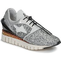 Airstep / A.S.98  DENASTAR  women's Shoes (Trainers) in Silver