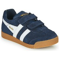 Gola  HARRIER VELCRO  girls's Children's Shoes (Trainers) in Blue