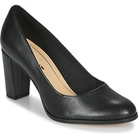 Clarks-KAYLIN-CARA-womens-Court-Shoes-in-Black