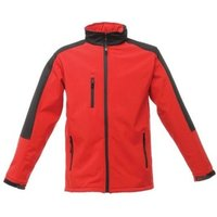 Professional  HYDROFORCE Waterproof Softshell Jacket  men's Jacket in Red