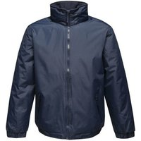 Professional  CLASSIC BOMBER Jacket Waterproof Insulated  men's Jacket in Blue