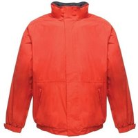 Professional  DOVER Waterproof Insulated Jacket  mens Coat in Red