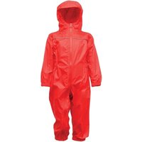 Professional  Paddle Puddle Suit Red  boyss Childrens coat in Red