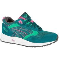 Asics  Gel Saga  women's Shoes (Trainers) in Green