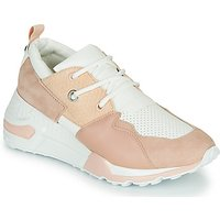 Steve Madden  CLIFF  women's Shoes (Trainers) in Pink