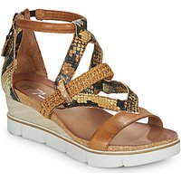 Mjus  TAPASITA  women's Sandals in Brown
