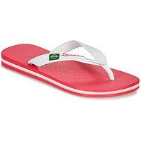 Ipanema  CLAS BRASIL II  girls's Children's Flip flops / Sandals in Pink