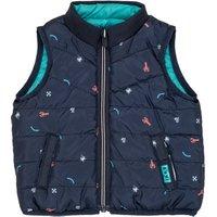 Ikks  ADRIANA  boys's Children's Jacket in Blue