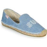 Banana Moon  THAIS BENDIGO  women's Espadrilles / Casual Shoes in Blue