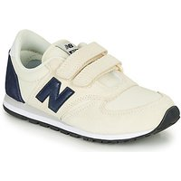 New Balance  420  boys's Children's Shoes (Trainers) in Beige