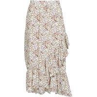 Betty London  MADILOU  women's Skirt in White