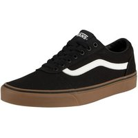 Vans  Ward Canvas Trainers  men's Shoes (Trainers) in Black