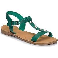 Andre  DOMINOU  women's Sandals in Green