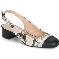 André  POEMETTE  women's Shoes (Pumps / Ballerinas) in Beige