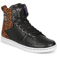 Creative Recreation  W SOLANO  womens Shoes (High-top Trainers) in Black