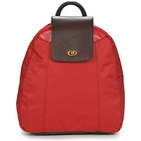 Moony Mood  LOUCE  women's Backpack in Red