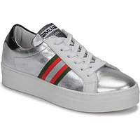 Meline  GETSET  women's Shoes (Trainers) in Silver