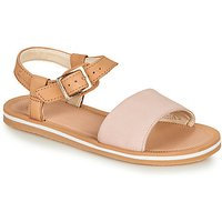 Clarks  SKYLARKHOPE K  girls's Children's Sandals in Pink