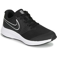 Nike  STAR RUNNER 2 GS  girls's Children's Sports Trainers (Shoes) in Black