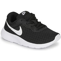 Nike  TANJUN PS  boys's Children's Shoes (Trainers) in Black