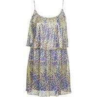 Marciano  LIQUID LEOPARD DRESS  women's Dress in Multicolour