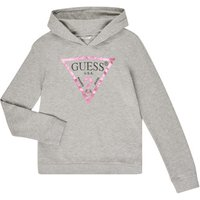 Guess  GREGOR  girls's Children's Sweatshirt in Grey