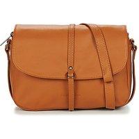 LANCASTER  SOFT VINTAGE 26  women's Shoulder Bag in Brown