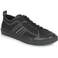 Diesel  S-ASTICO LOW  men's Shoes (Trainers) in Black