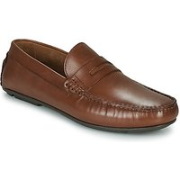 André  SLOTI  men's Loafers / Casual Shoes in Brown