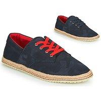 André  LIANE  men's Espadrilles / Casual Shoes in Blue