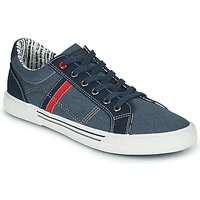 André  SUNWAKE  men's Shoes (Trainers) in Blue