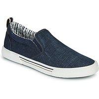 André  SLEEPY  men's Slip-ons (Shoes) in Blue