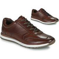 André  SPORTCHIC  men's Shoes (Trainers) in Brown