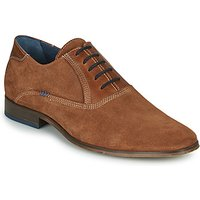 André  WALACE  men's Smart / Formal Shoes in Brown