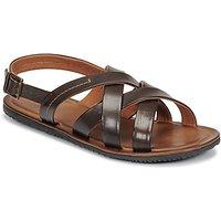 André  SOLEIL  men's Sandals in Brown