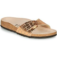 Birkenstock-MADRID-womens-Mules-Casual-Shoes-in-Gold